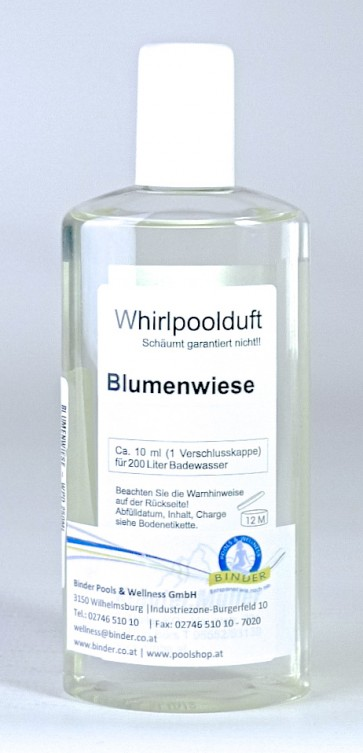 Whirlpoolduft Blumenwiese 250ml