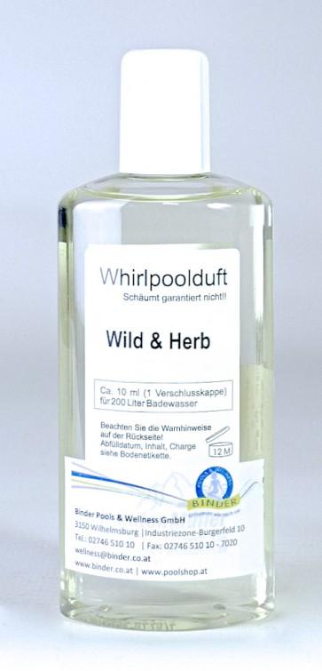 Whirlpoolduft Wild & Herb 250ml