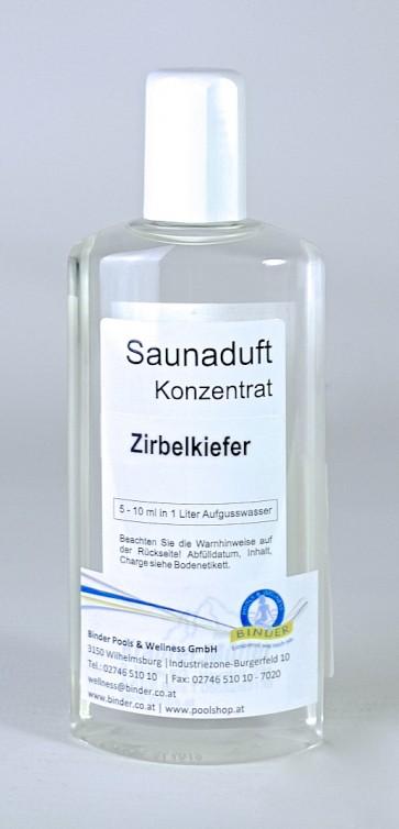 Saunaduft, Zirbelkiefer, 250ml