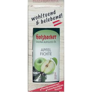 Saunaöl, Apfel - Fichte, 75 ml