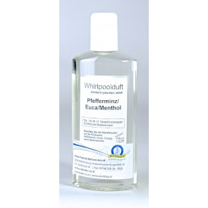 Whirlpoolduft Pfefferminz-Eucalyptus-Menthol  250ml